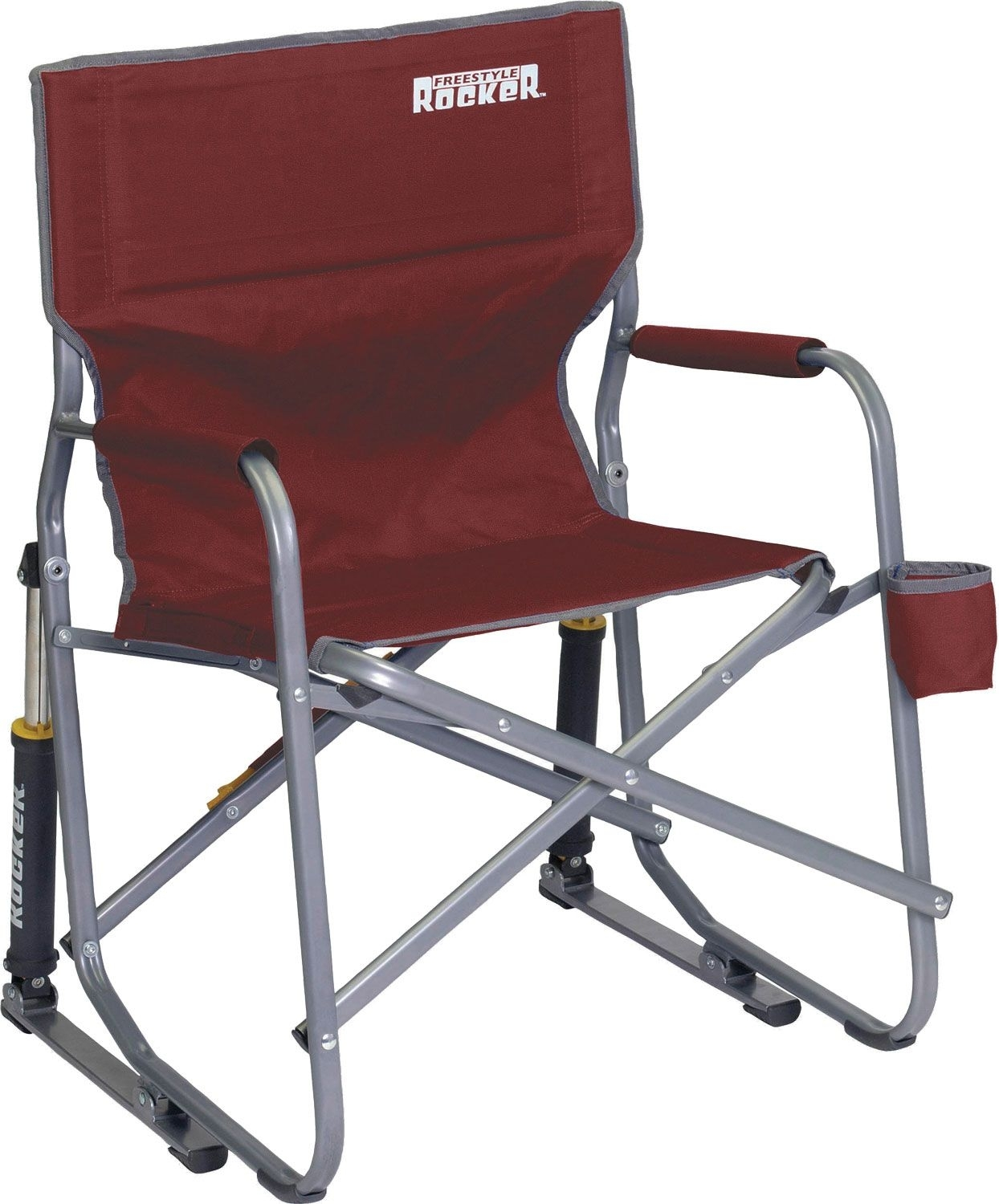Inspiration about Gci Outdoor Freestyle Rocker Chair Dicks Sporting Goods Ozark Trail With Folding Rocking Chairs (#5 of 15)