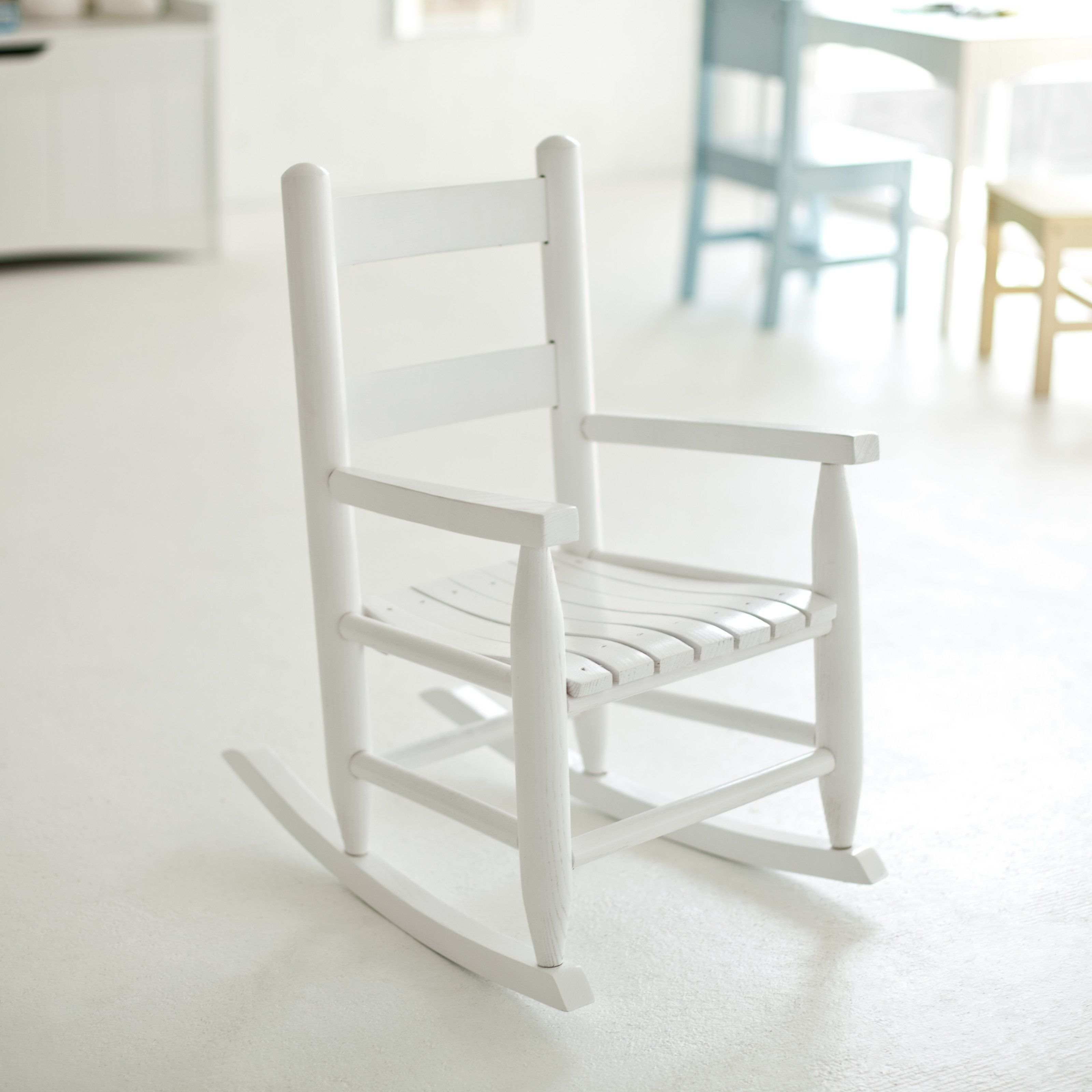 Have To Have It. Dixie Seating Child's Rocking Chair $ (View 8 of 15)