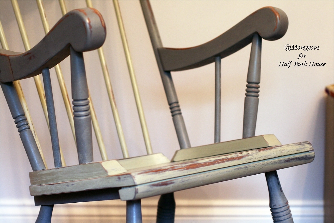 Hbh Eastbourne: A Spot Of Child Friendly Designing & Upcycling With For Upcycled Rocking Chairs (View 8 of 15)