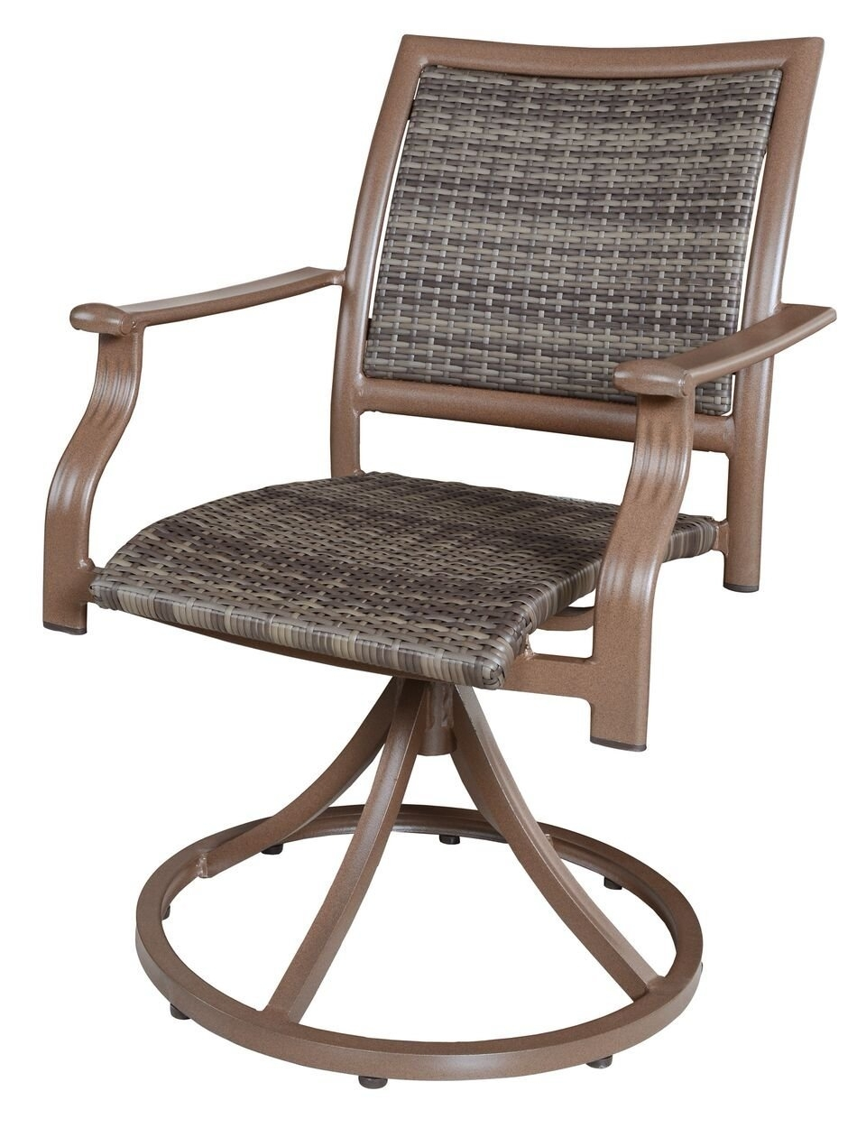 High Chair : Brown Stackable Outdoor Chairs Bronze Outdoor Chairs Within Hampton Bay Rocking Patio Chairs (#11 of 15)