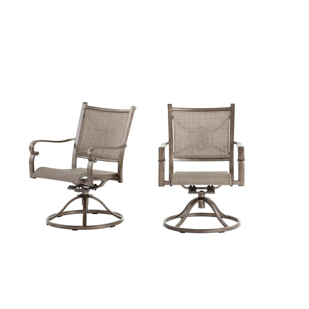 Home Decorators Collection Home Decorators Collection Wilshire Within Aluminum Patio Rocking Chairs (View 9 of 15)