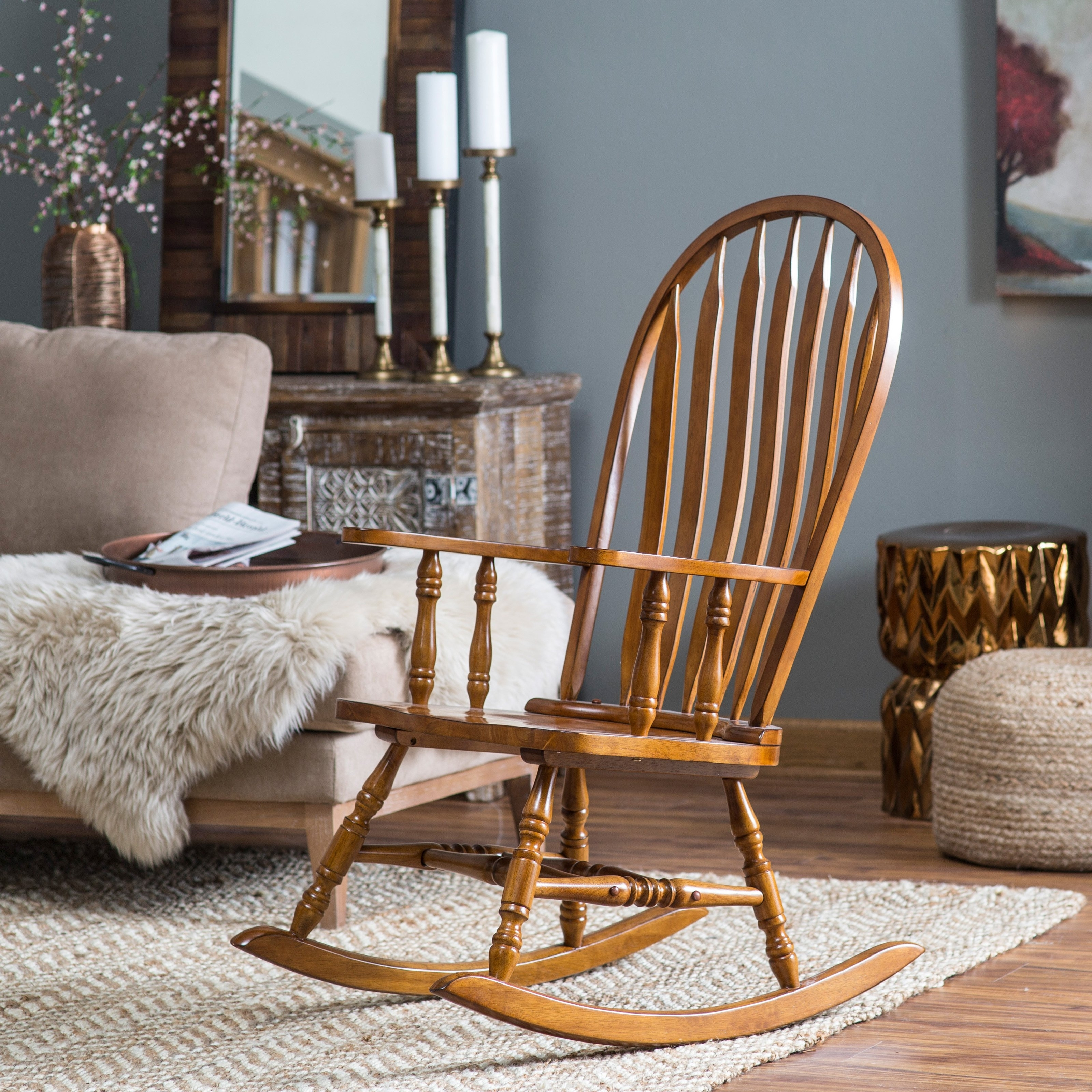 Inspiration about Interesting Living Room Chairs Rocking Contemporary Plan In Rocking Chairs For Living Room (#4 of 15)