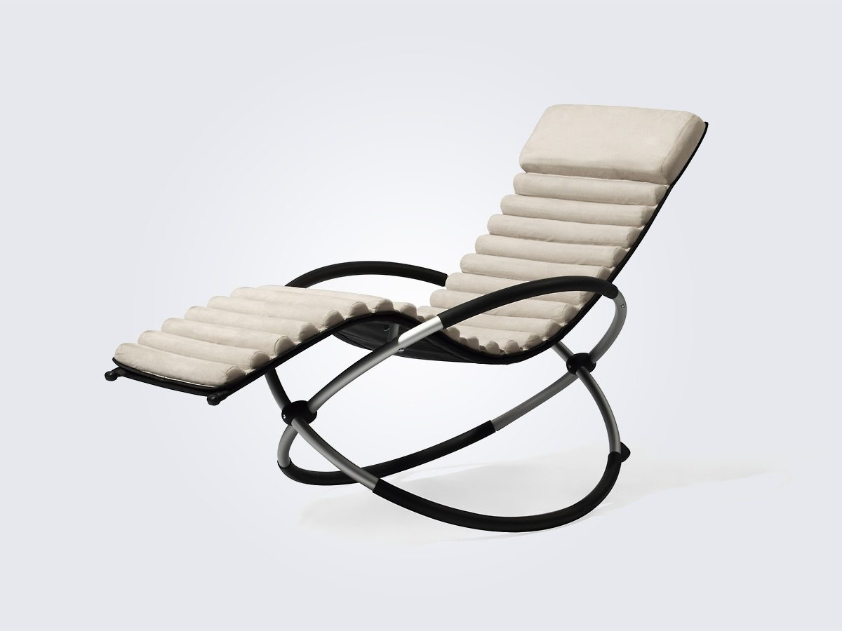 Inspiration about Lacarno Folding Rocking Chair – Container Direct With Regard To Folding Rocking Chairs (#2 of 15)