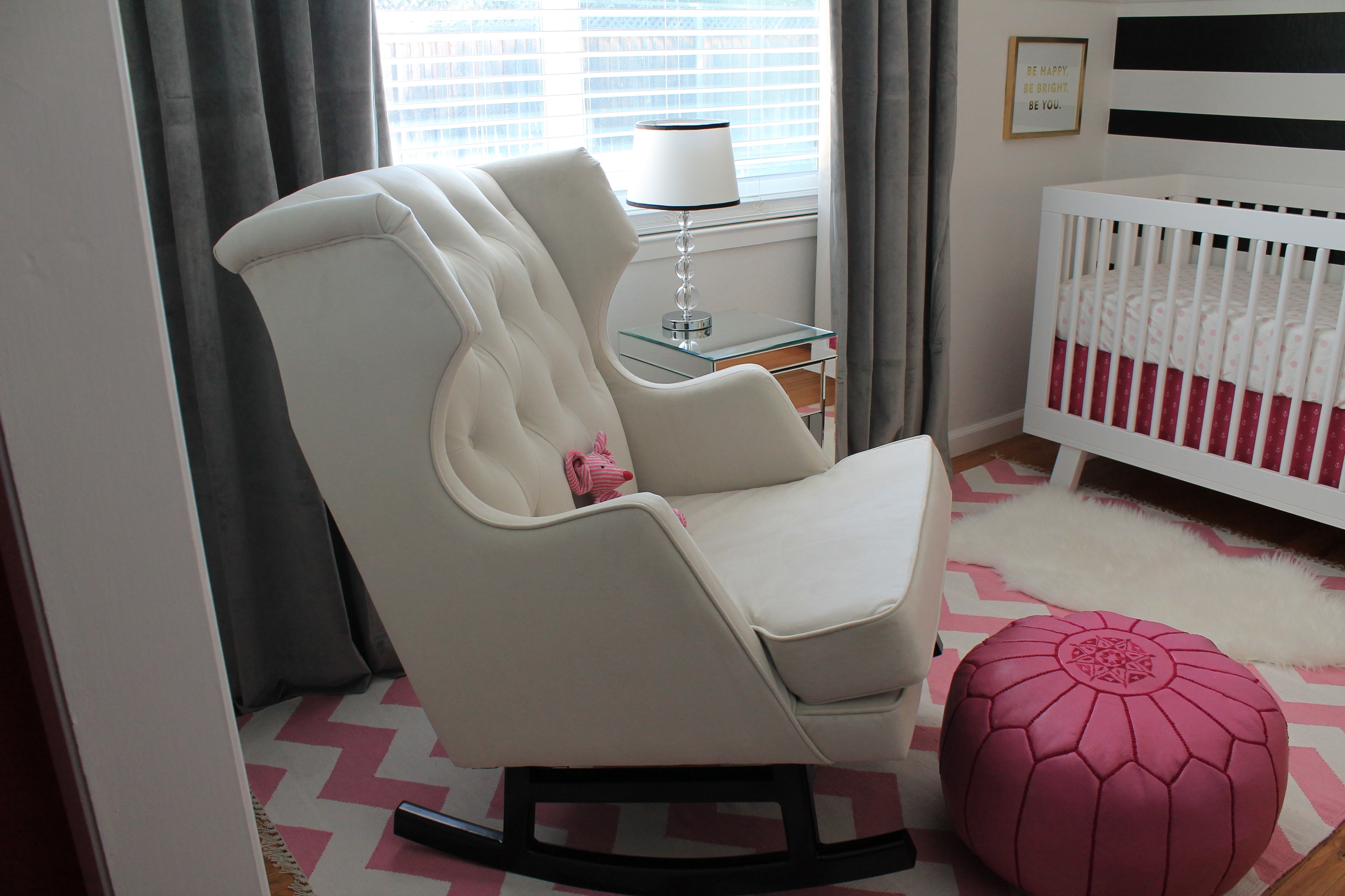 Inspiration about Living Room Furniture : Rocking Chairs For Baby Nursery Wooden Throughout Rocking Chairs For Living Room (#12 of 15)