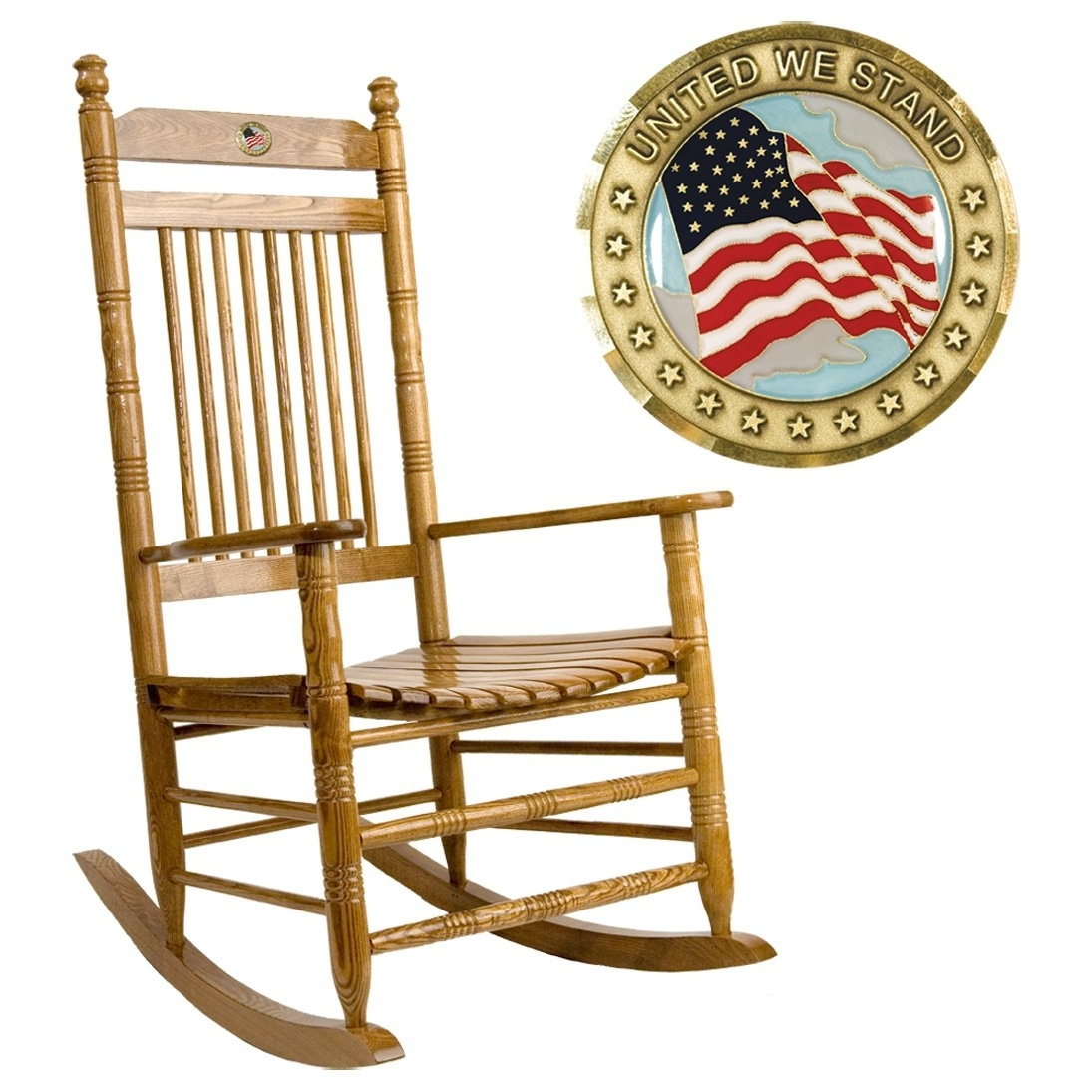 Popular Photo of Rocking Chairs At Cracker Barrel