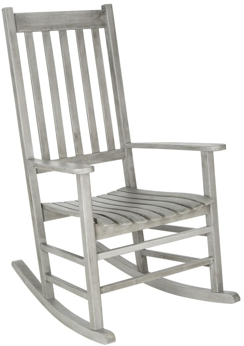 Mainstays Wood Porch Rocker (#5 of 15)