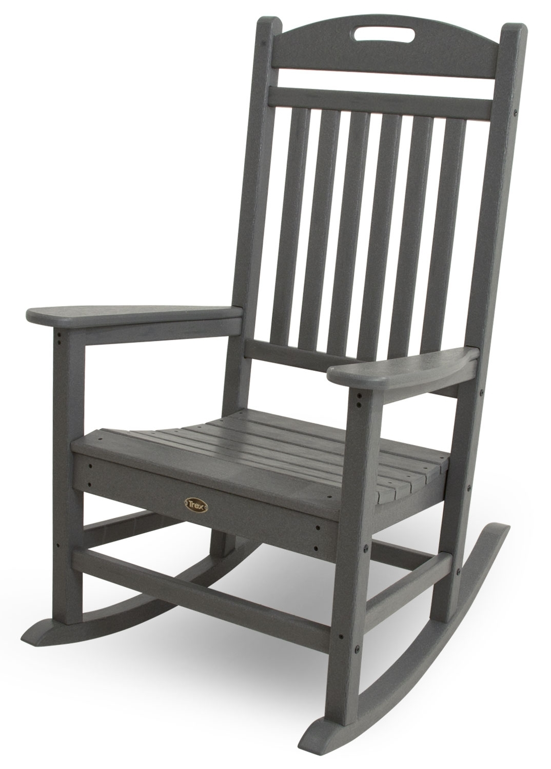 Manhattan Patio Rocking Chair Grey Rona For Manhattan Patio Grey Rocking Chairs (#6 of 15)