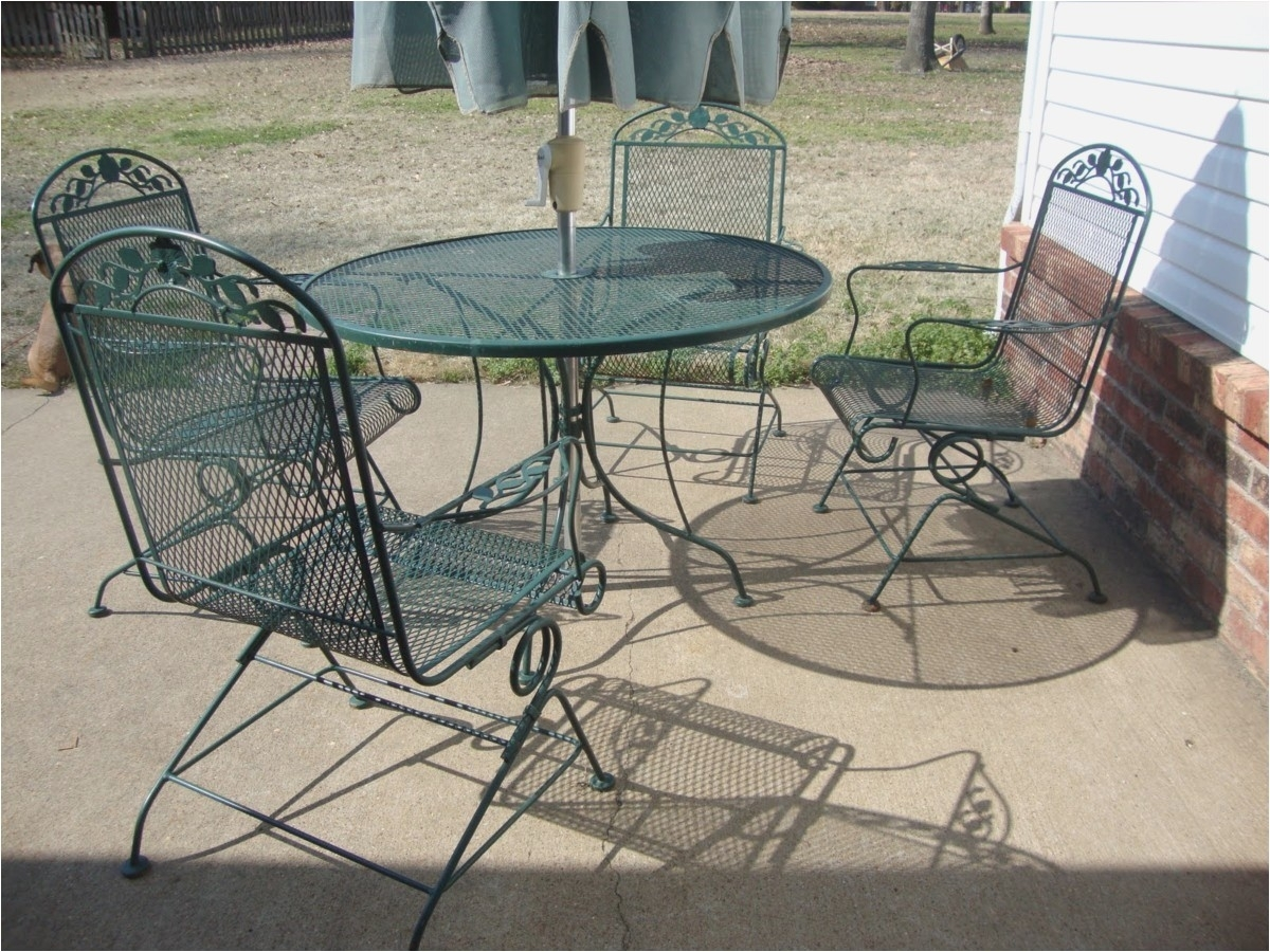 Inspiration about Metal Rocking Patio Chairs In 2019 Metal Patio Rocking Chairs For Wrought Iron Patio Rocking Chairs (#14 of 15)