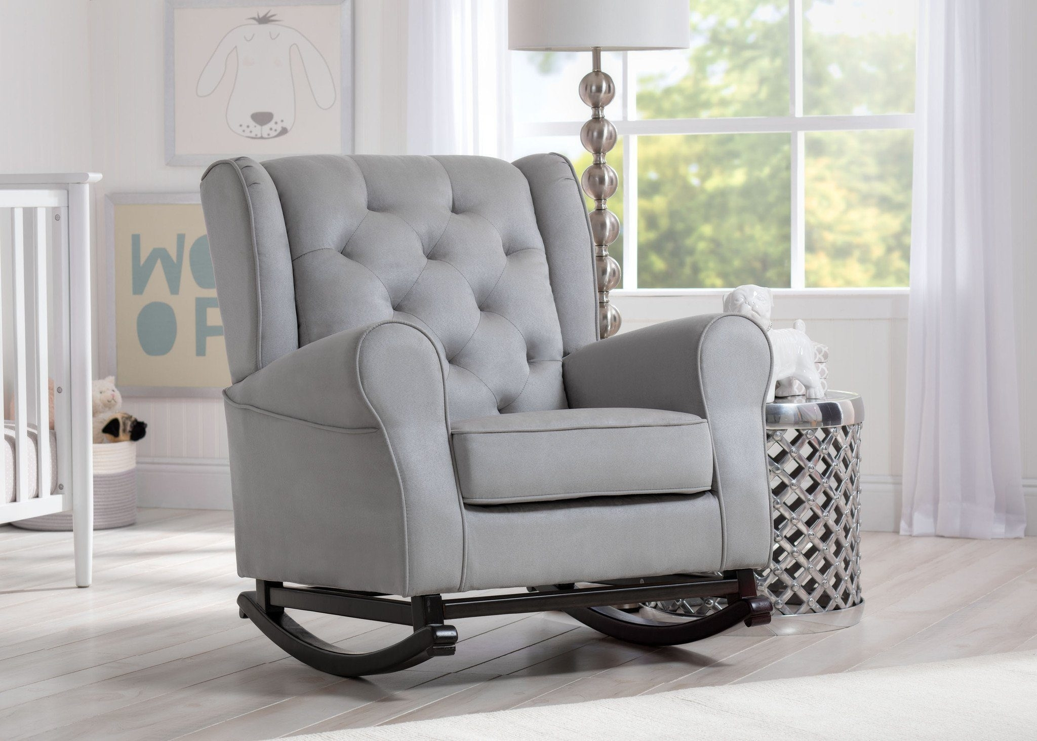 Popular Photo of Rocking Chairs For Nursery