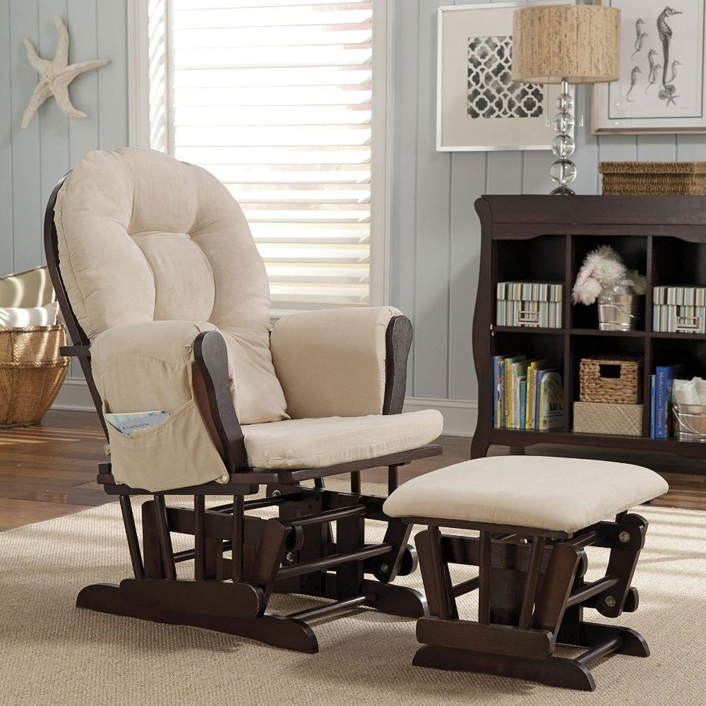 Nursery Rocking Chair For Added Comfort – Furniture And Decors Throughout Rocking Chairs For Nursing (View 14 of 15)