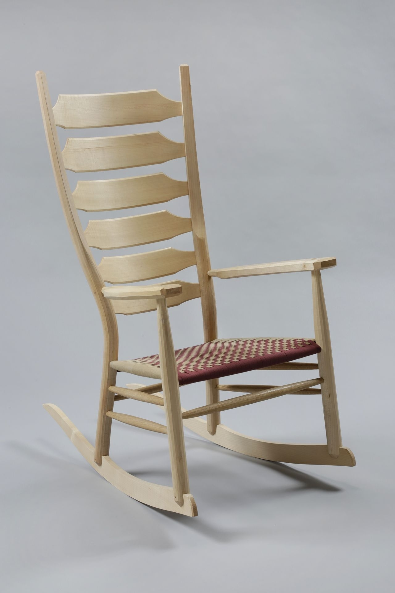 Our Greenwood Rocking Chair Is A Classic Post And Rung Chair Grown Within Rocking Chairs With Lumbar Support (View 4 of 15)