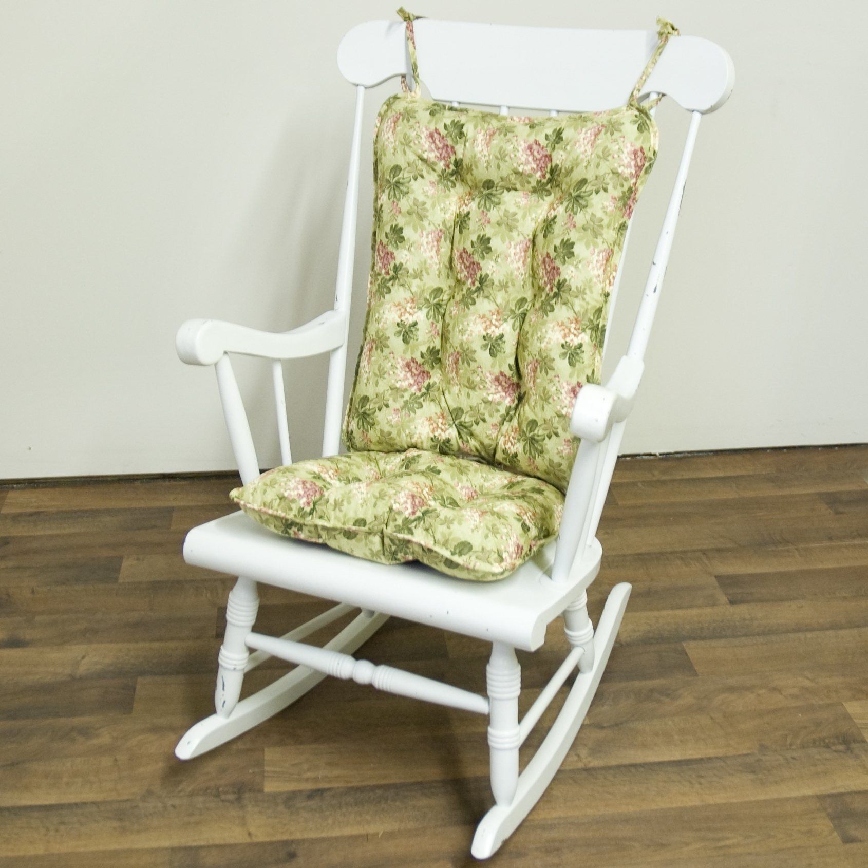 Outdoor Rocking Chair Cushions Flower : Beautiful Outdoor Rocking Throughout Rocking Chair Cushions For Outdoor (#7 of 15)