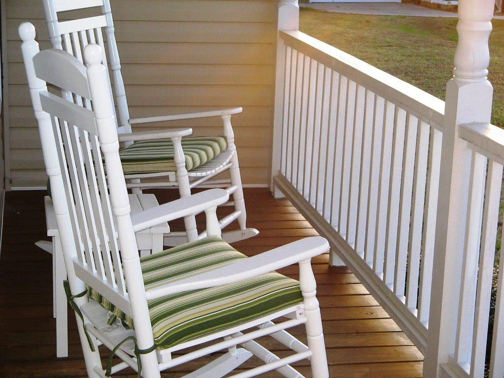 Outdoor Rocking Chair Cushions – Torino2017 Intended For Patio Rocking Chairs With Cushions (View 6 of 15)