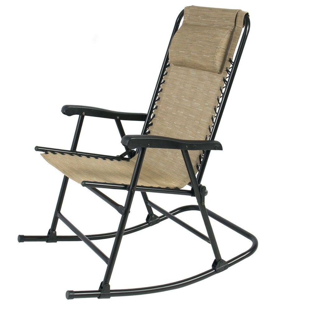 Inspiration about Patio Rocking Chairs Metal Home Design Ideas Rustic Outdoor Rocking With Regard To Patio Metal Rocking Chairs (#12 of 15)
