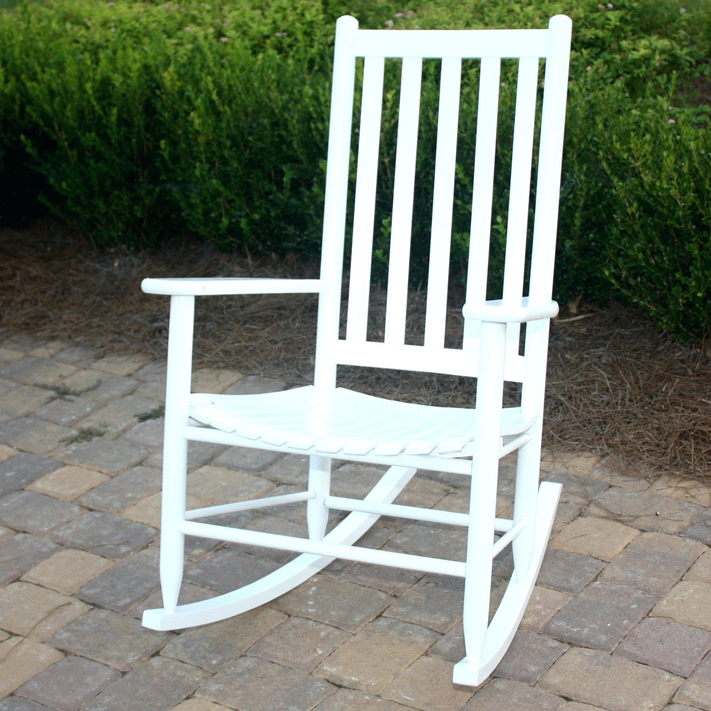Inspiration about Patio Rocking Chairs Outside Chair Sets White Wicker Canada Resin Throughout Rocking Chairs For Outside (#15 of 15)