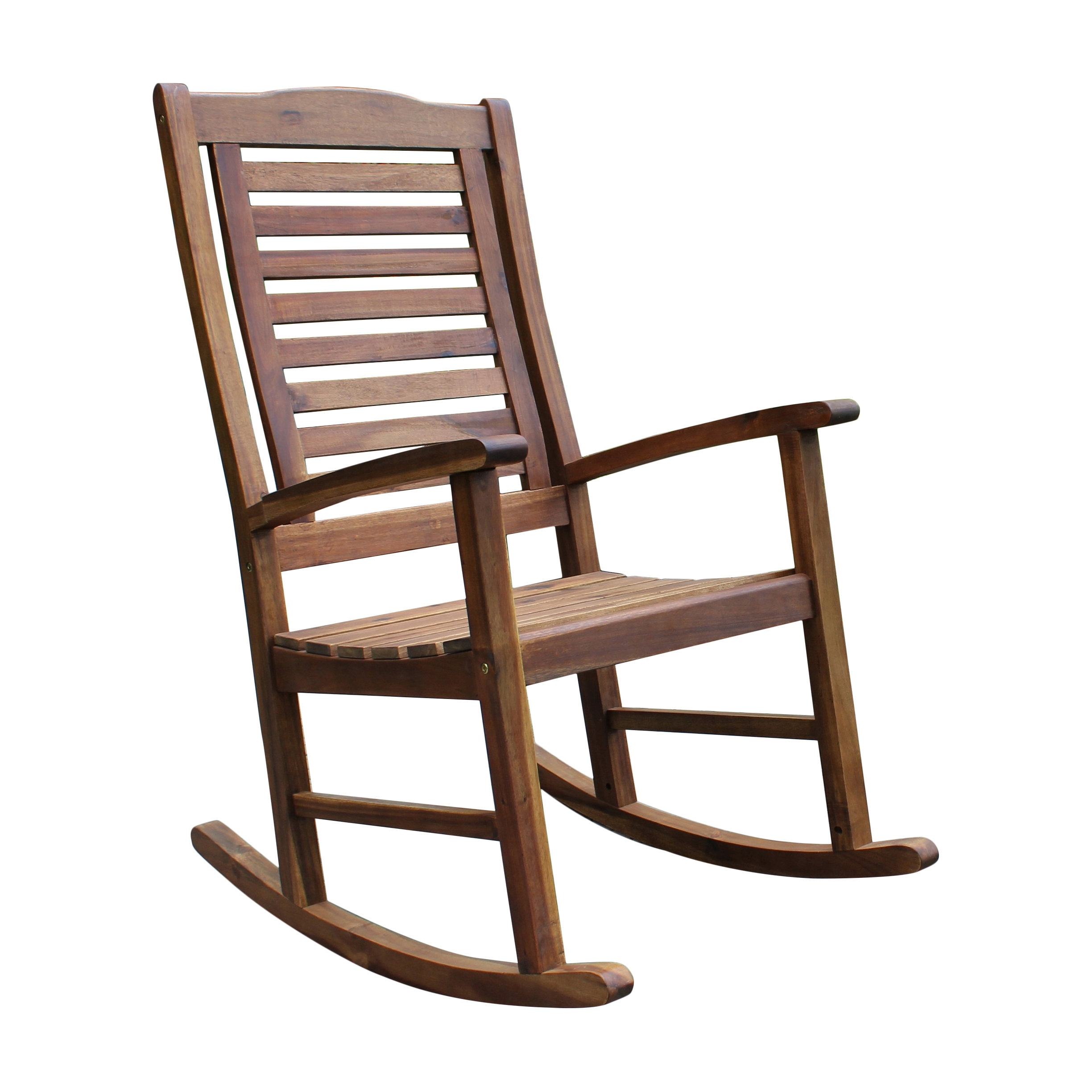 Pine Hills Outdoor Rocking Chair & Reviews | Joss & Main Intended For Outdoor Rocking Chairs (View 12 of 15)