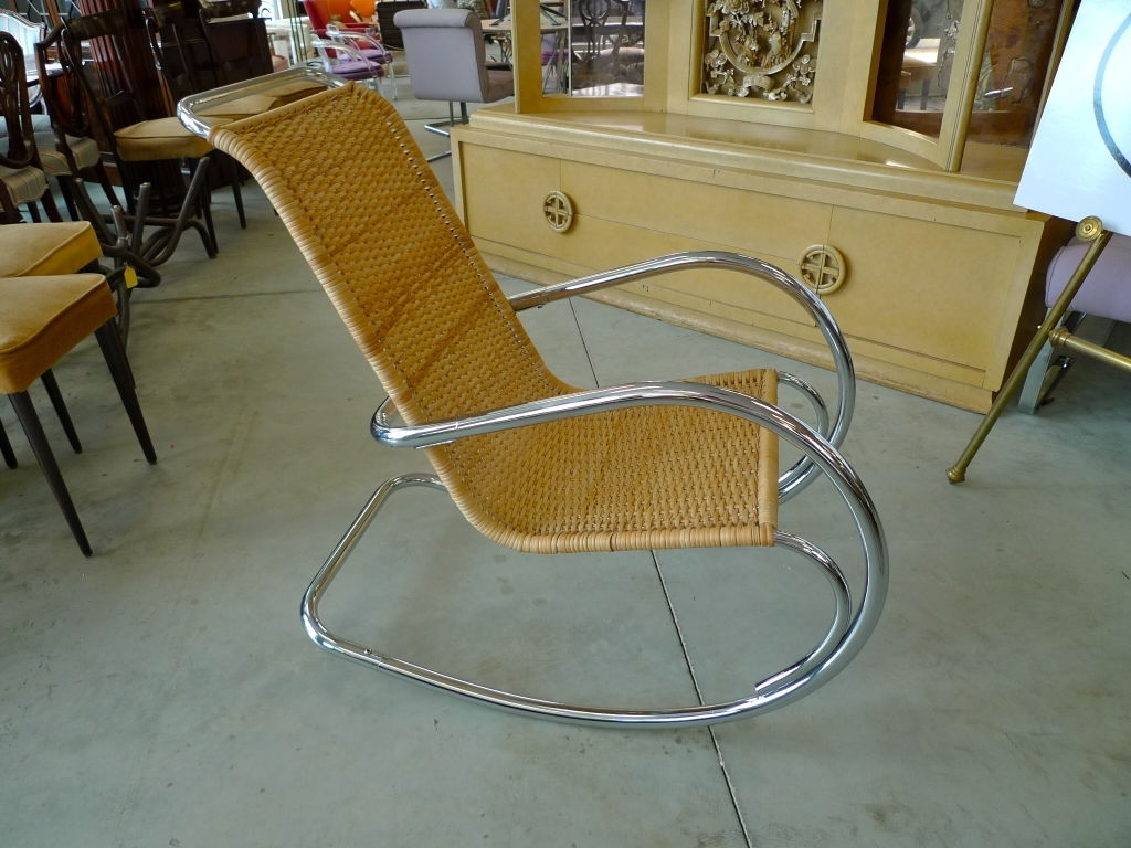 Inspiration about Rattan Rocking Chair Johor Bahru Modern Chair Rattan Rocking Chair Within Wicker Rocking Chair With Magazine Holder (#14 of 15)