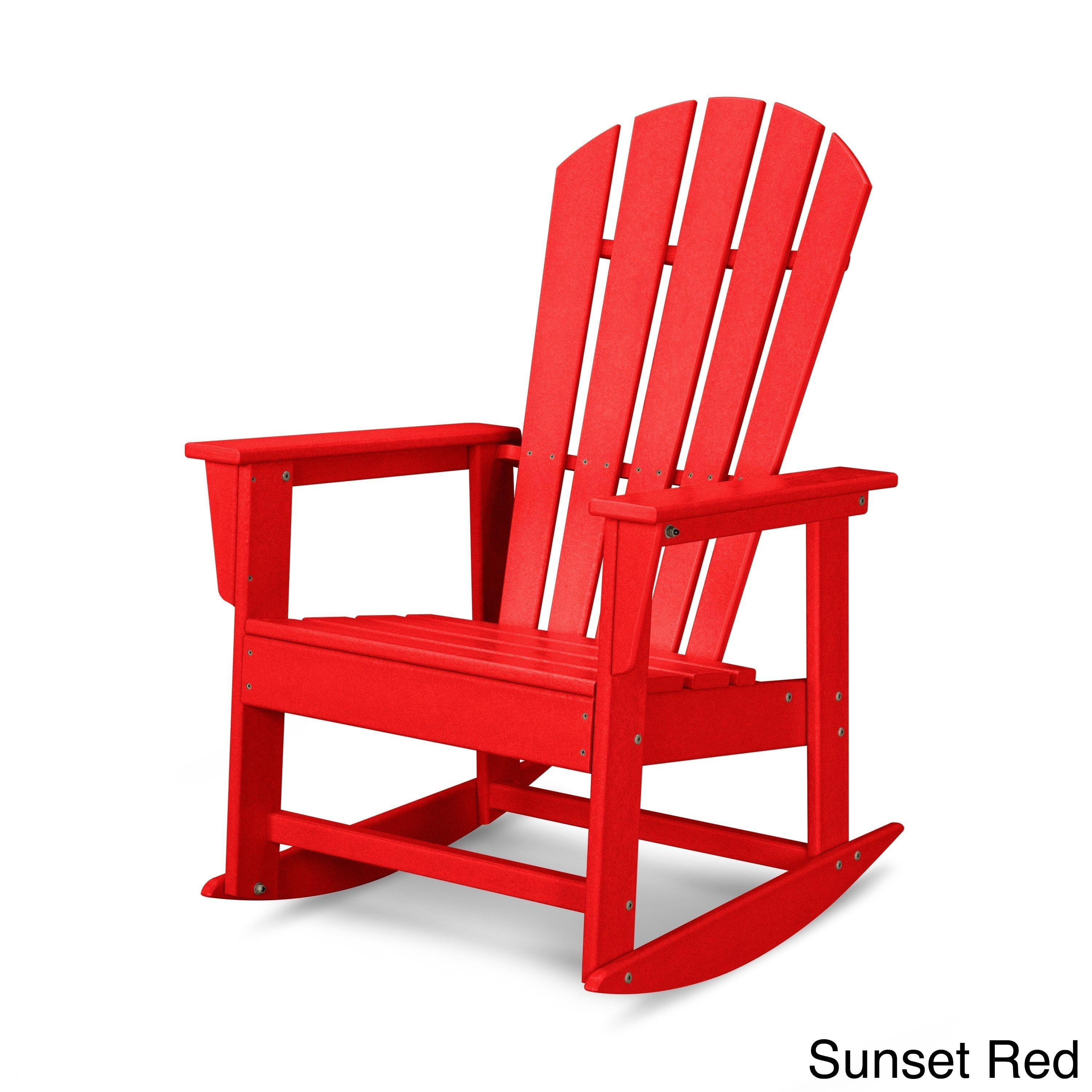 Red Outdoor Rocking Chair – Attractive Red Patio Furniture Stunning Regarding Red Patio Rocking Chairs (View 11 of 15)