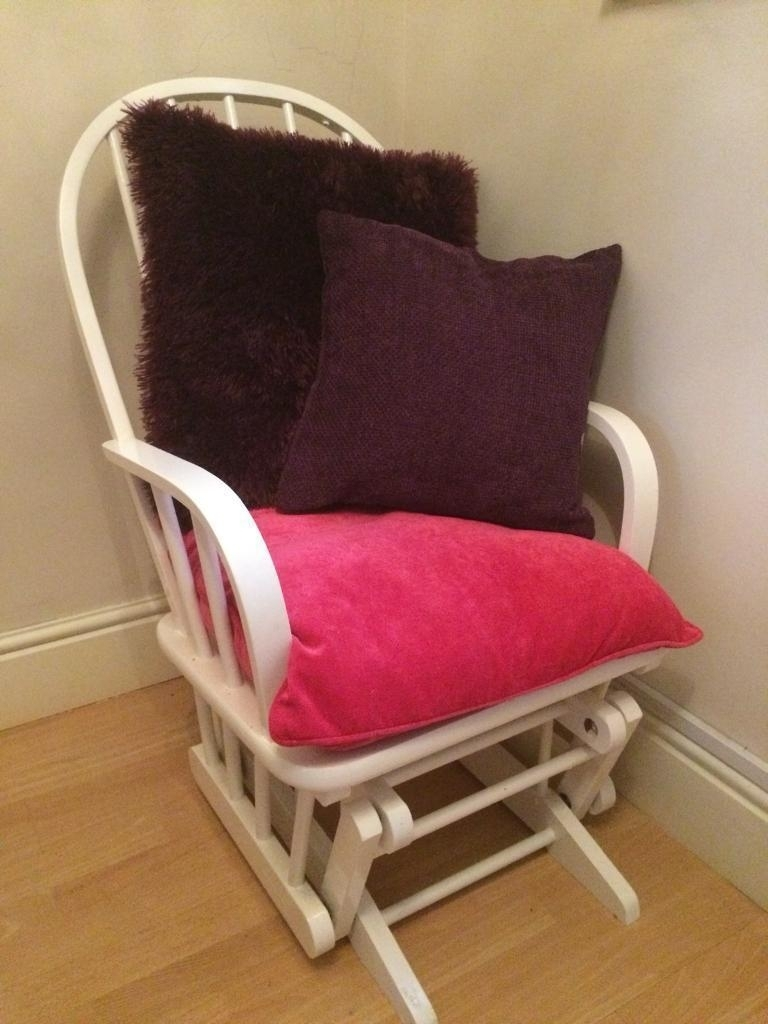 Reduced – Rocking Chair / Glider | In Sheffield, South Yorkshire With Rocking Chairs At Gumtree (View 7 of 15)