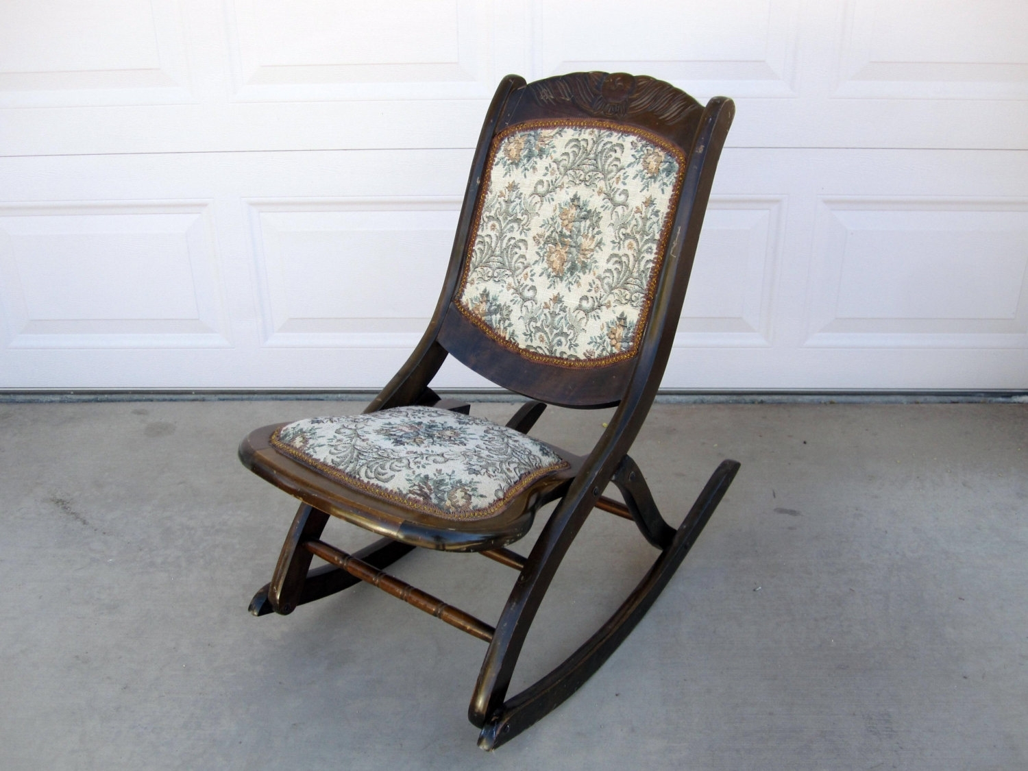 Inspiration about Relax In A Rocking Chair – Darbylanefurniture Within Folding Rocking Chairs (#6 of 15)