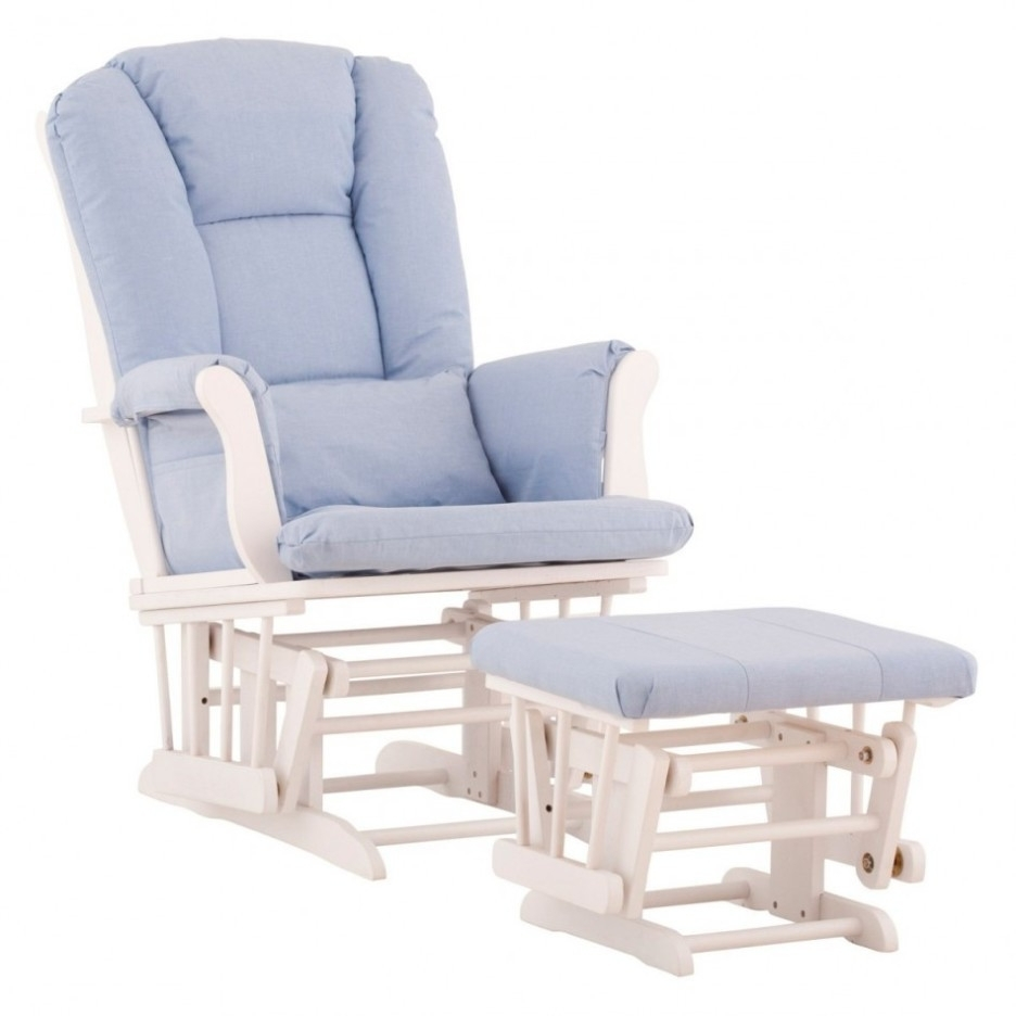 Inspiration about Rocking Chair And Footstool – Ehindtimes Regarding Rocking Chairs With Footstool (#13 of 15)