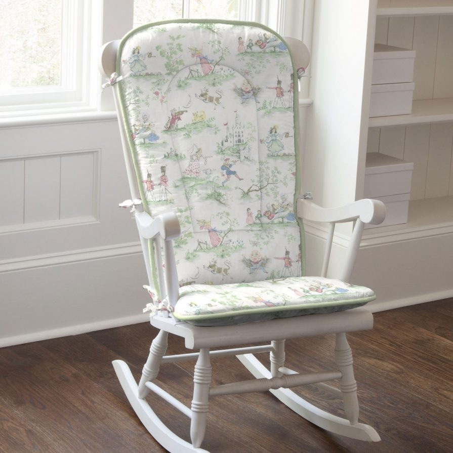 Rocking Chairs : Rocking Chair With Cushions Elegant 100 Rocker In Rocking Chairs With Cushions (View 13 of 15)