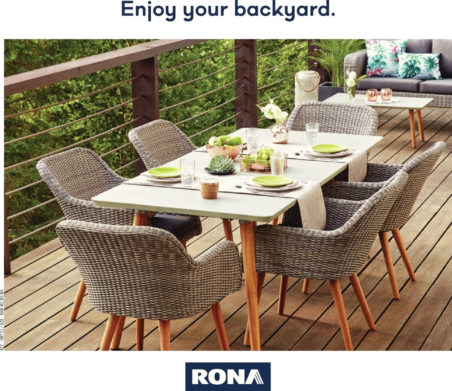 Popular Photo of Rona Patio Rocking Chairs