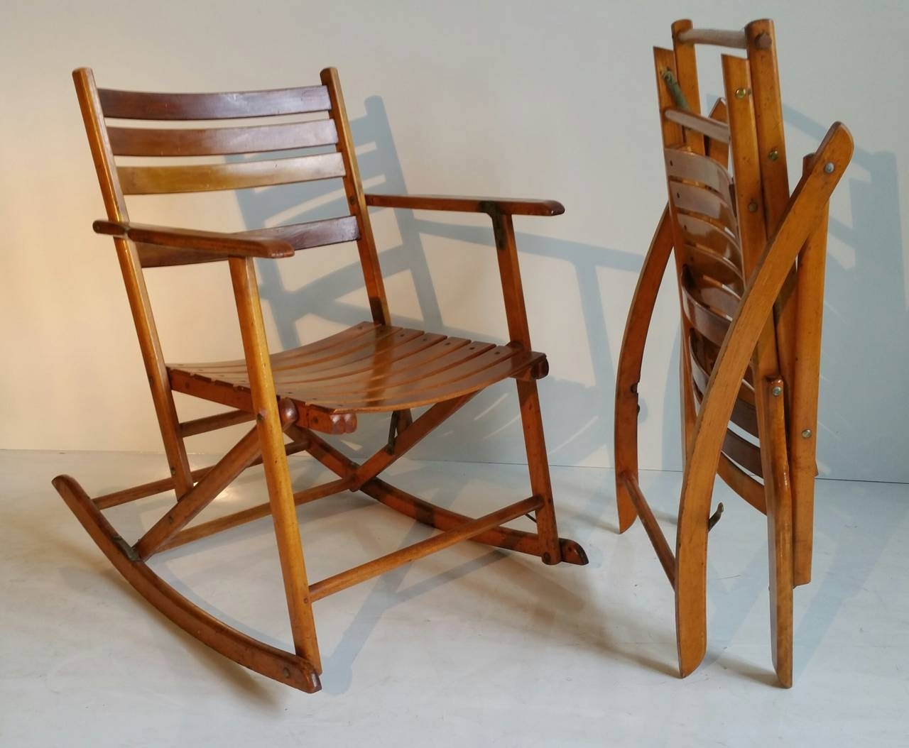 Sam's Club Rocking Chair Fold — All Modern Rocking Chairs : Choosing Inside Rocking Chairs At Sams Club (#7 of 15)