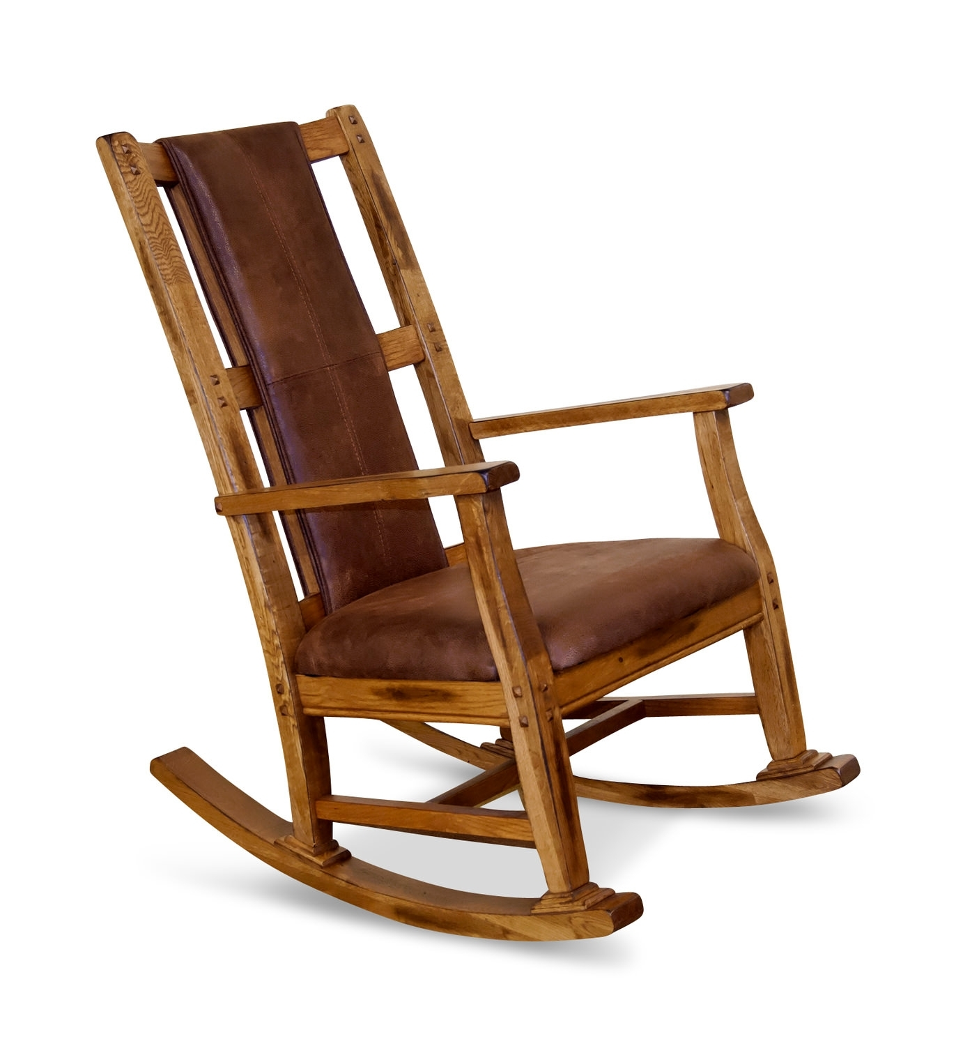 Sedona Rocking Chair | Hom Furniture In Rocking Chairs For Adults (#13 of 15)