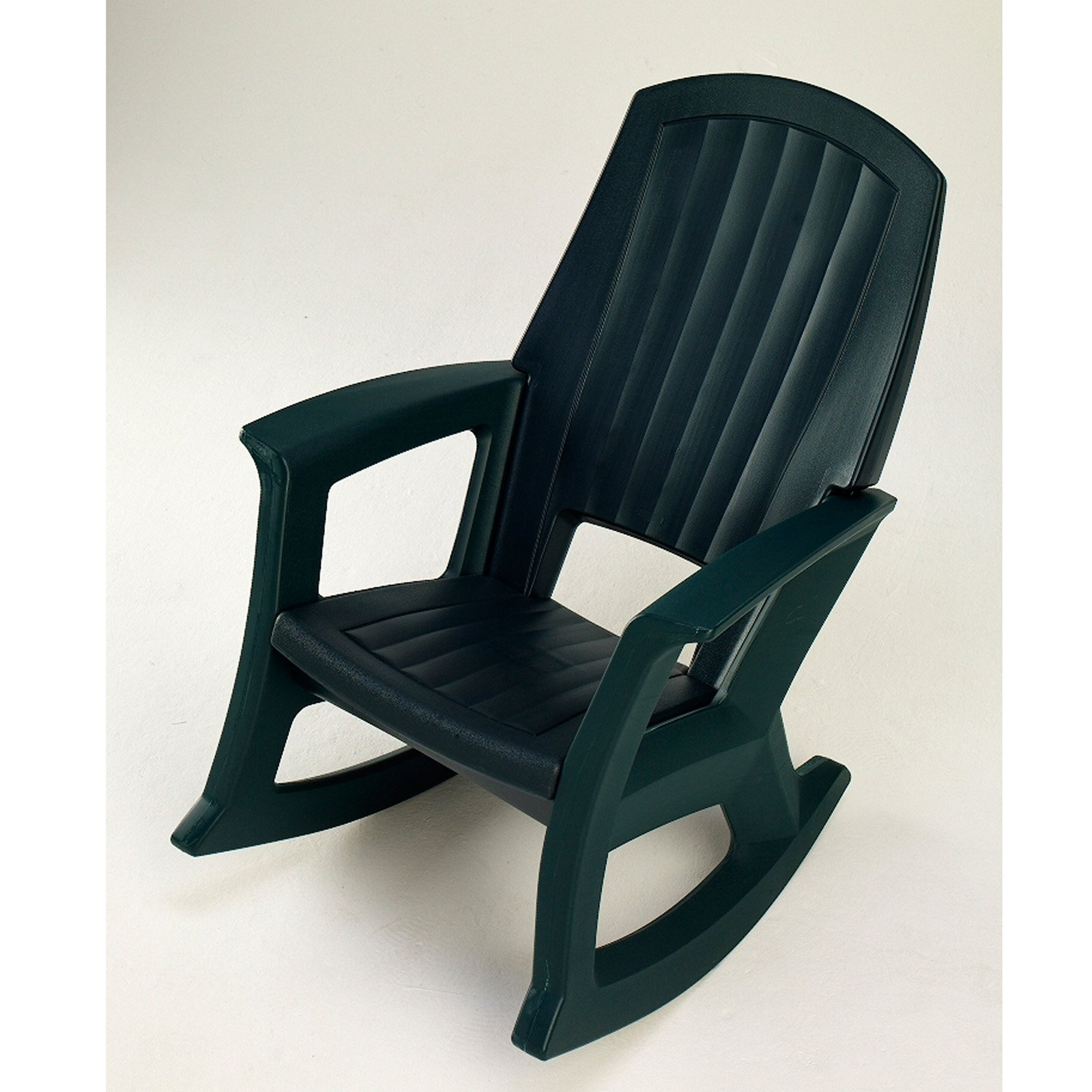 Semco Recycled Plastic Rocking Chair – Walmart For Plastic Patio Rocking Chairs (View 11 of 15)