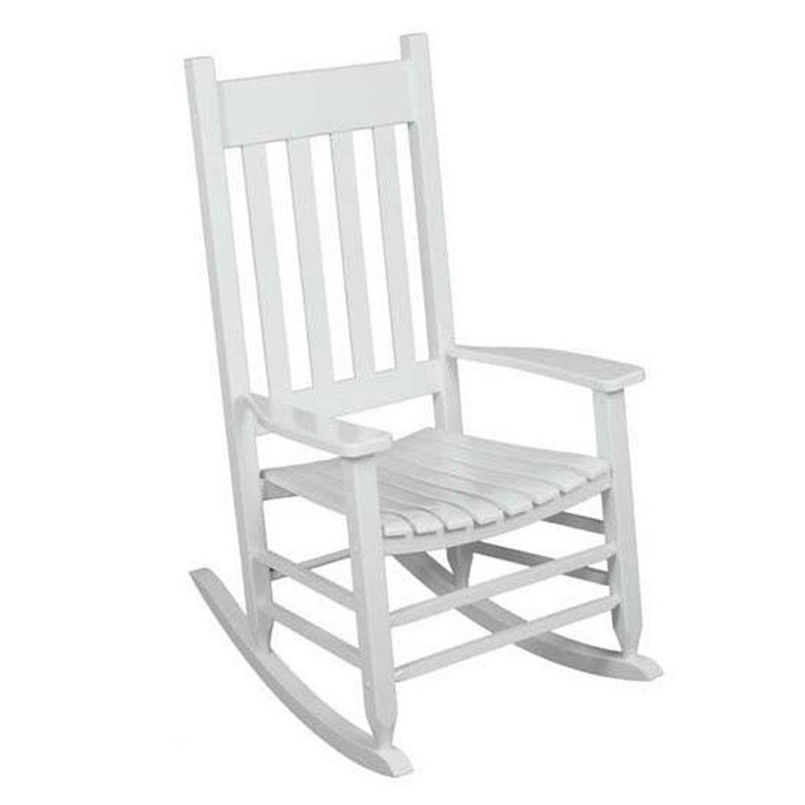 Popular Photo of Rocking Chairs At Lowes
