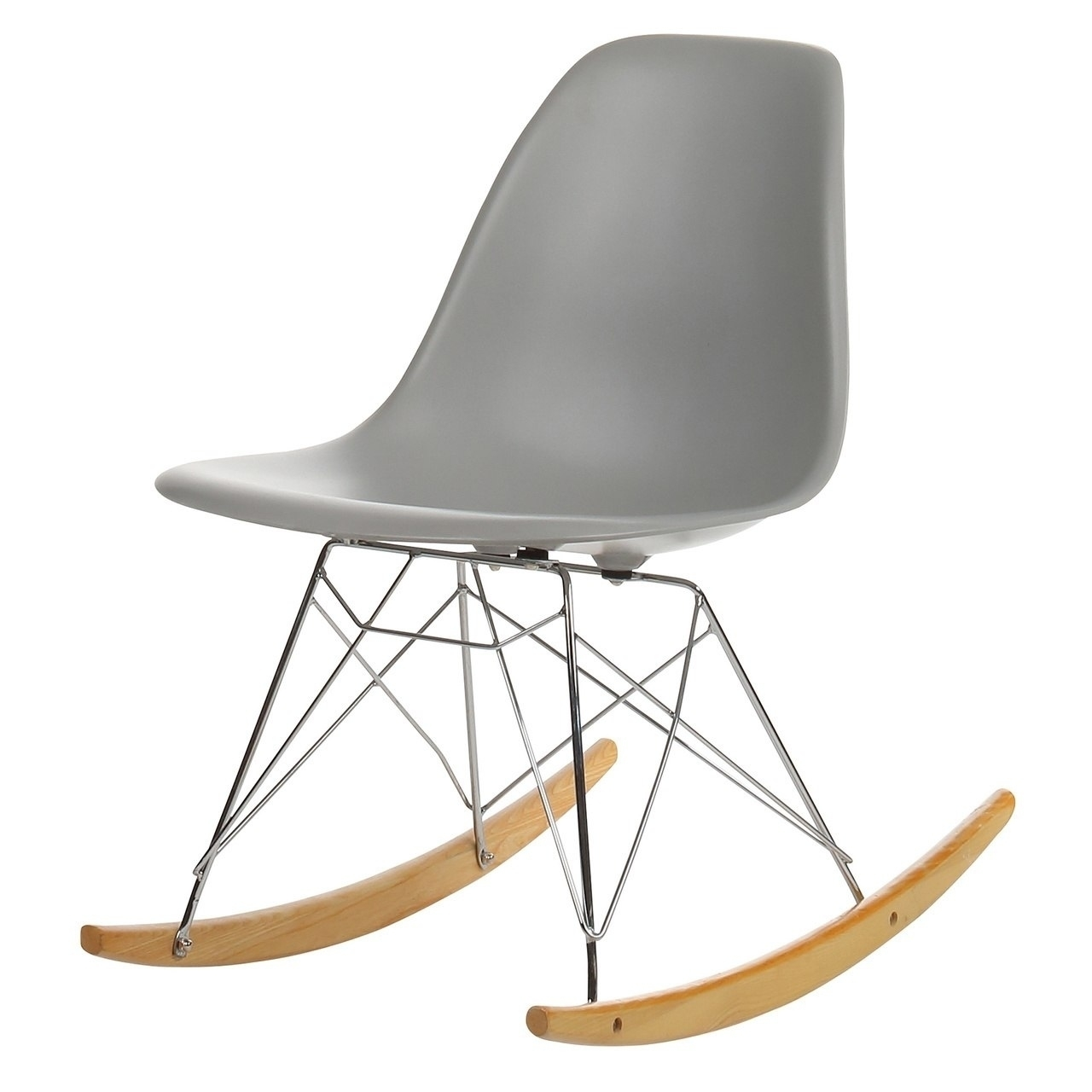 Shop Mid Century Modern Retro Rocking Chair – On Sale – Free Throughout Retro Rocking Chairs (View 14 of 15)