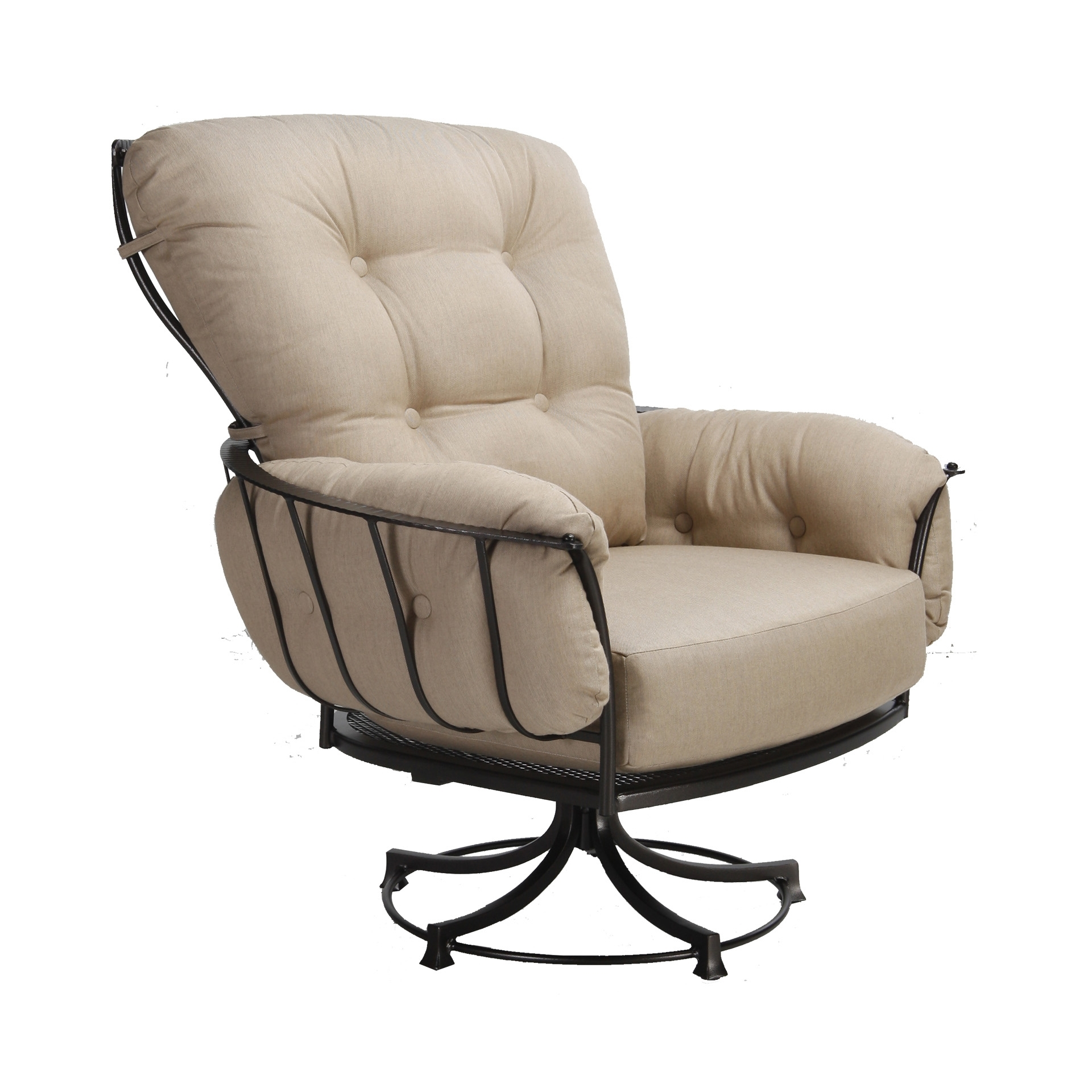 Swivel Rocker Lounge Chair | Fishbecks Patio Furniture Store Pasadena Throughout Patio Rocking Swivel Chairs (#15 of 15)