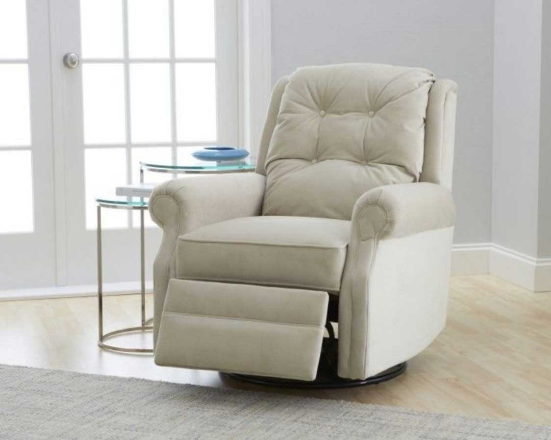 Swivel Rocking Chair Footrest Ideas | Catalunyateam Home Ideas : The For Rocking Chairs With Footrest (#12 of 15)