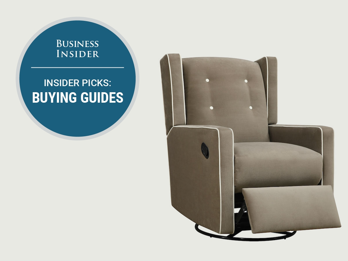 Inspiration about The Best Gliders And Rocking Chairs You Can Buy On Amazon – Business Pertaining To Amazon Rocking Chairs (#5 of 15)