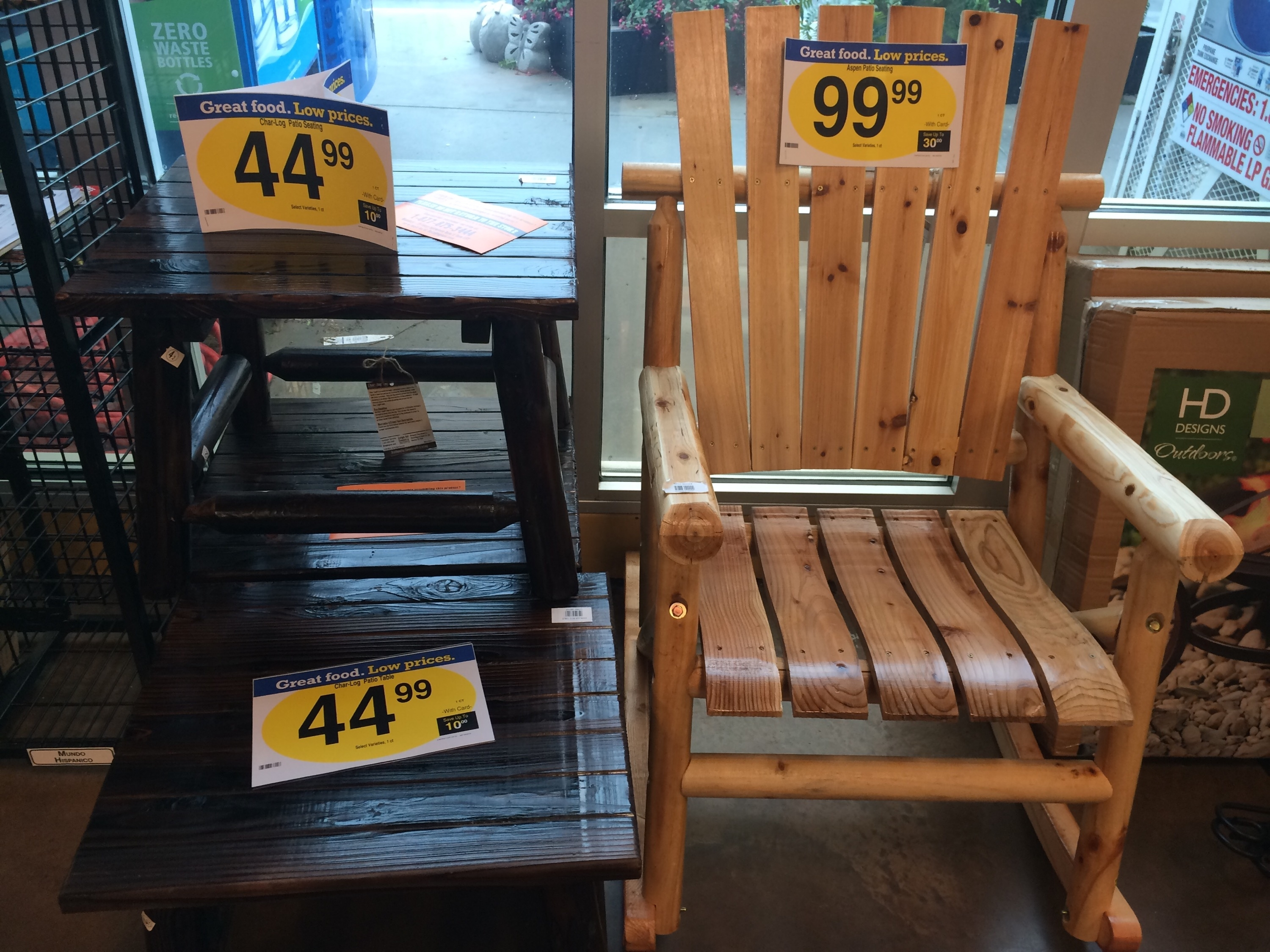 Popular Photo of Rocking Chairs At Kroger
