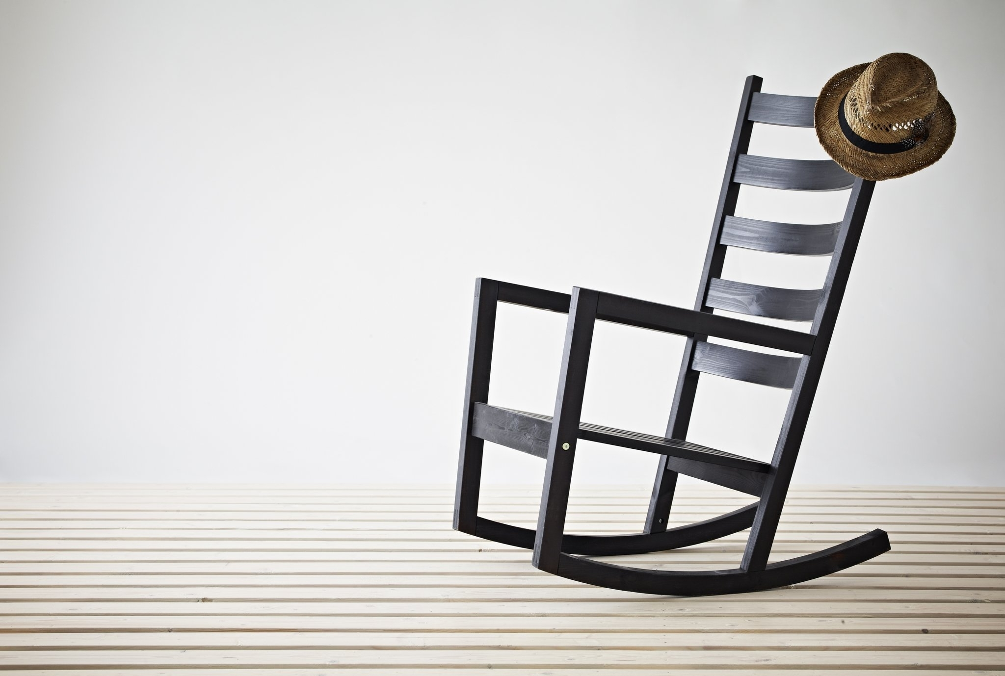 Three Sleek Outdoor Rockers, Three Prices | Oregonlive For Rocking Chairs At Ikea (#15 of 15)
