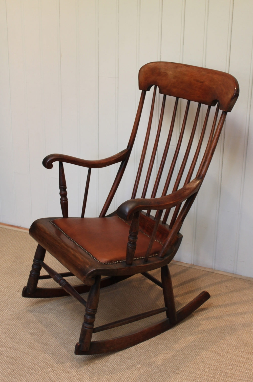 Inspiration about Victorian Fruitwood Rocking Chair – Antiques Atlas Within Victorian Rocking Chairs (#8 of 15)
