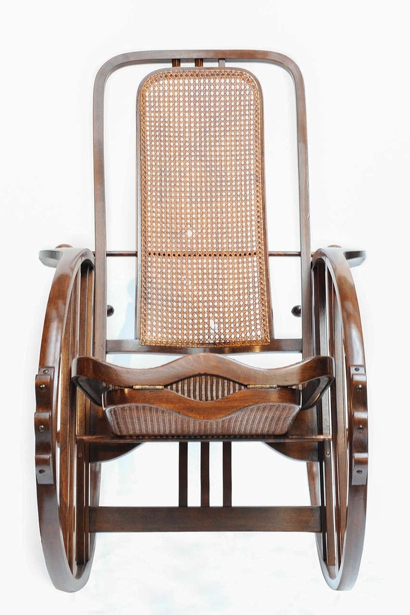 Vintage Rocking Chair With Footrestantonio Volpe For Sale At Pamono With Rocking Chairs With Footrest (#15 of 15)
