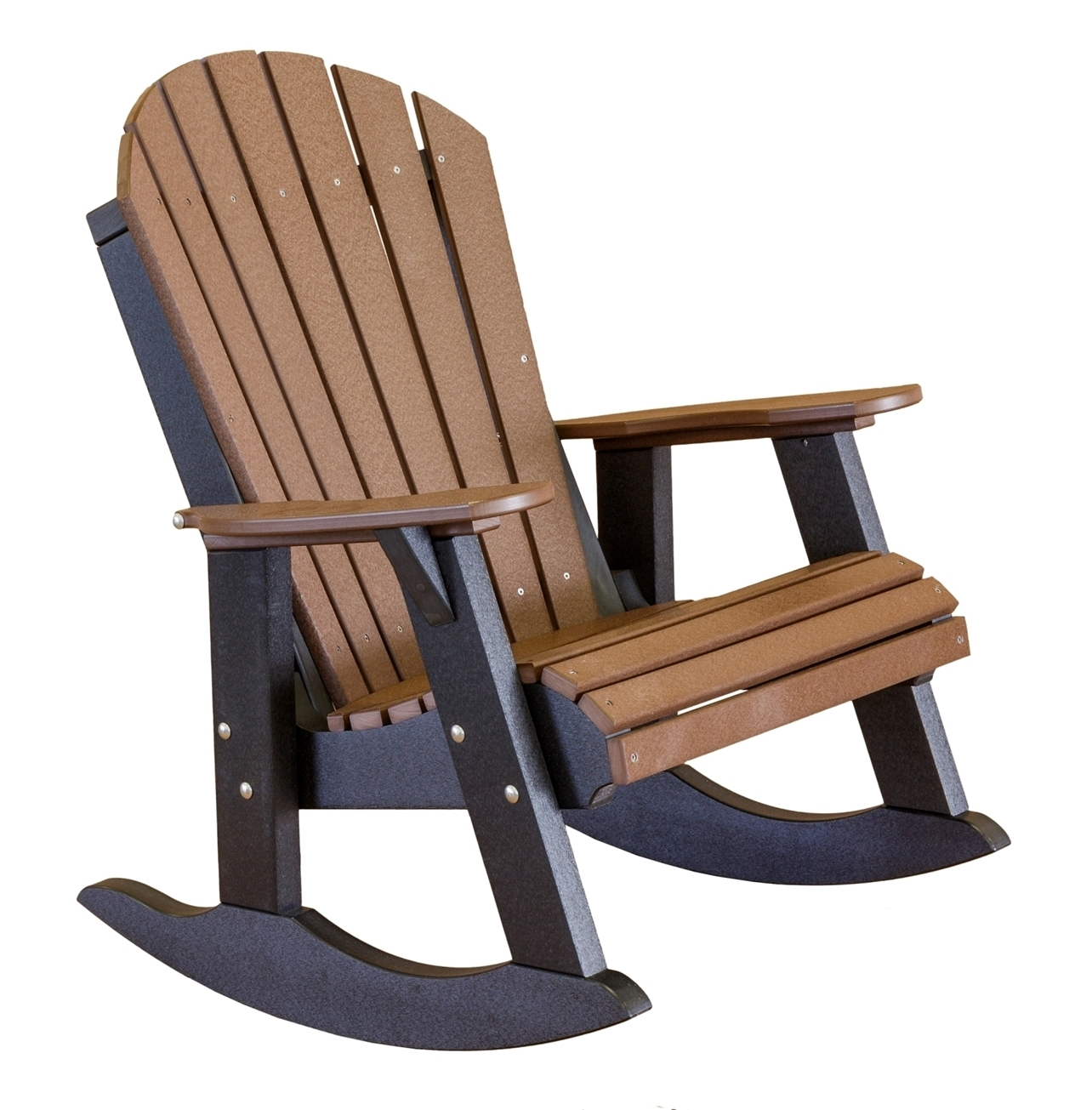 Inspiration about Wildridge Poly High Fan Back Rocker. Swingsets, Luxcraft Poly In High Back Rocking Chairs (#9 of 15)