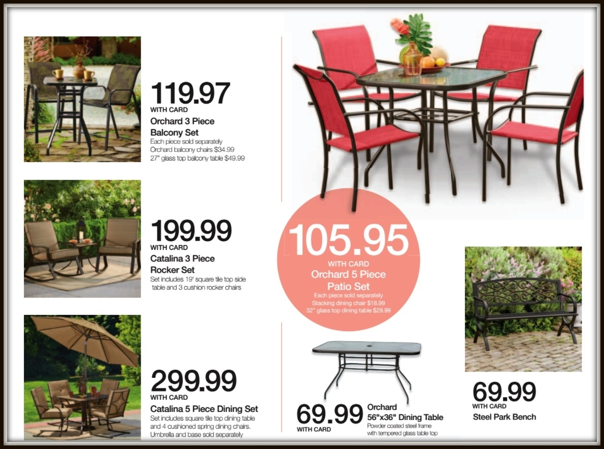 Wonderful Outdoor Living Options Available At Kroger! | Kroger Krazy Within Rocking Chairs At Kroger (View 6 of 15)