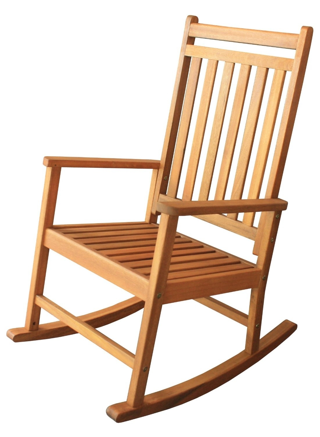 Inspiration about Wood Rocking Chair Images – Wood Rocking Chair Buying Considerations Throughout Rocking Chair Outdoor Wooden (#13 of 15)
