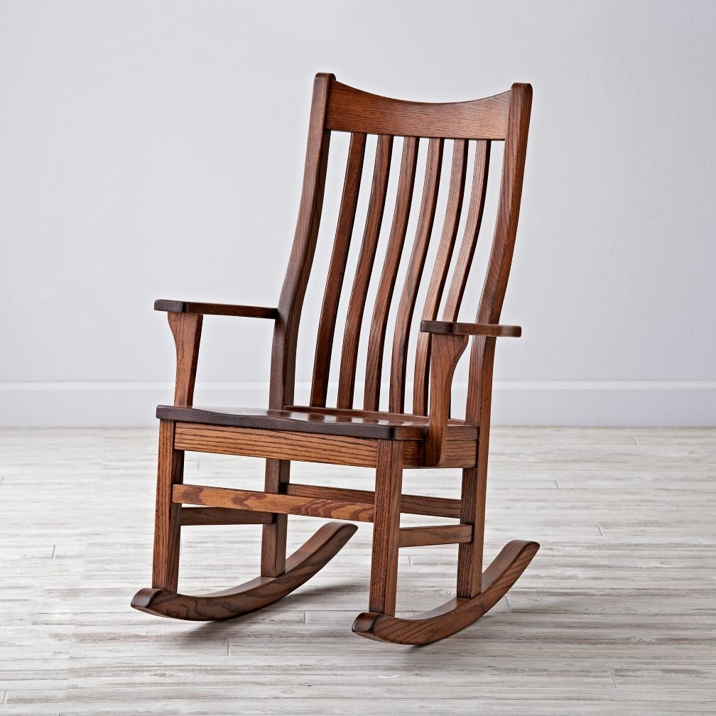 Wooden Kids Rocking Chair : New Kids Furniture – How To Repair Kids Within Rocking Chairs For Adults (#14 of 15)