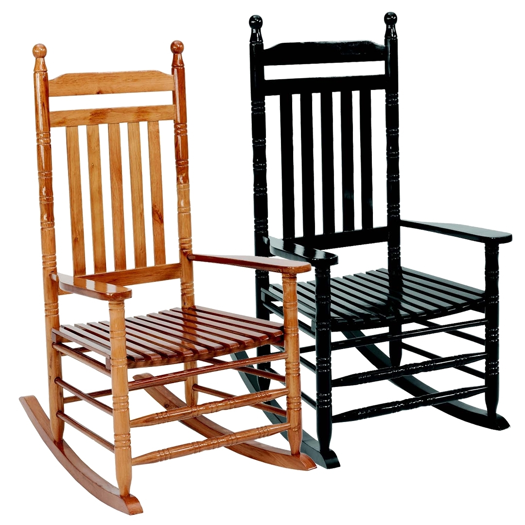 Wooden Rockers – Roses Stores With Regard To Rocking Chairs At Roses (View 15 of 15)