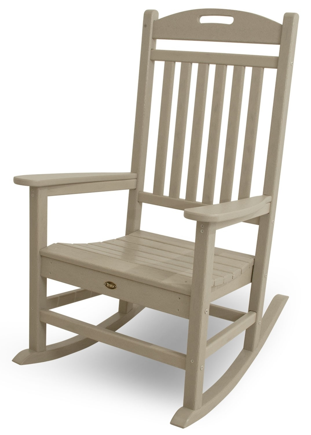 Yacht Club Rocking Chair Pertaining To Rocking Chairs For Adults (#15 of 15)
