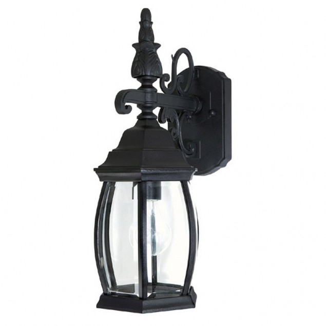 1 Lamp Wall Mount Outdoor Lantern | Capital Lighting Fixture Company Regarding Wall Mounted Outdoor Lanterns (View 10 of 15)
