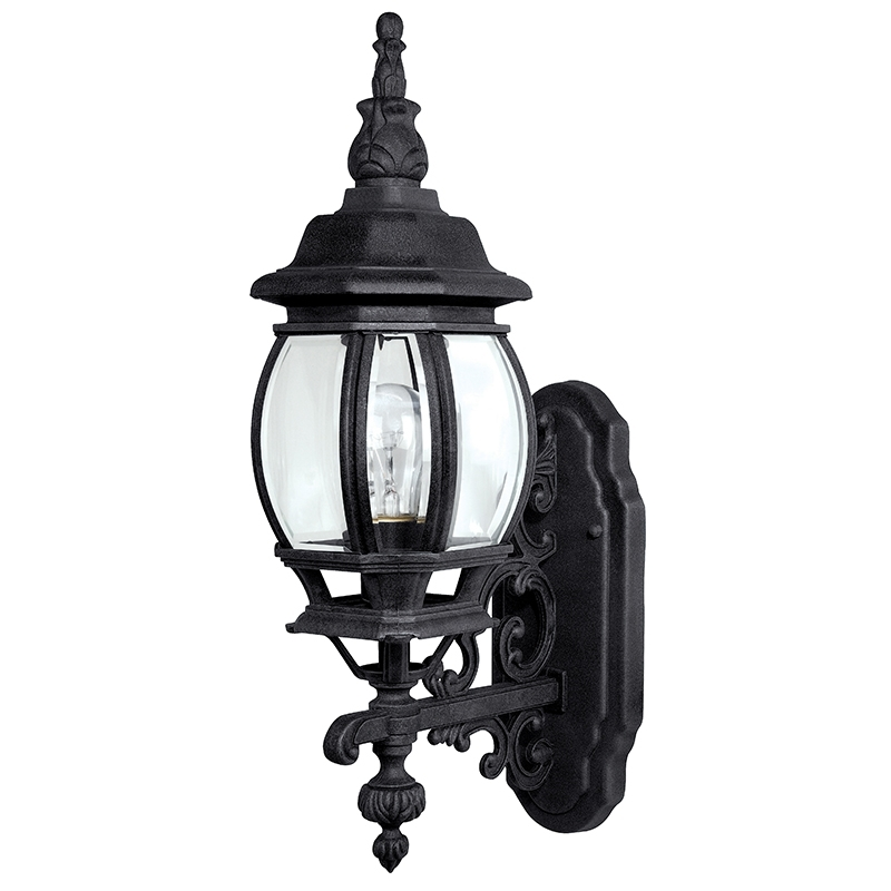 Popular Photo of Wall Mounted Outdoor Lanterns