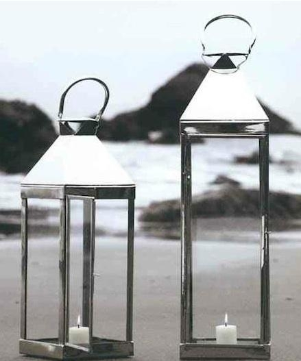10 Easy Pieces: Outdoor Hurricane Lanterns – Gardenista Throughout Rust Proof Outdoor Lanterns (View 14 of 15)