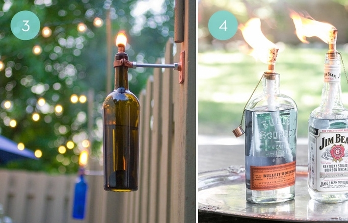 Inspiration about 10 Gorgeous Diy Outdoor Lighting Projects | Curbly Intended For Diy Outdoor Lanterns (#6 of 15)