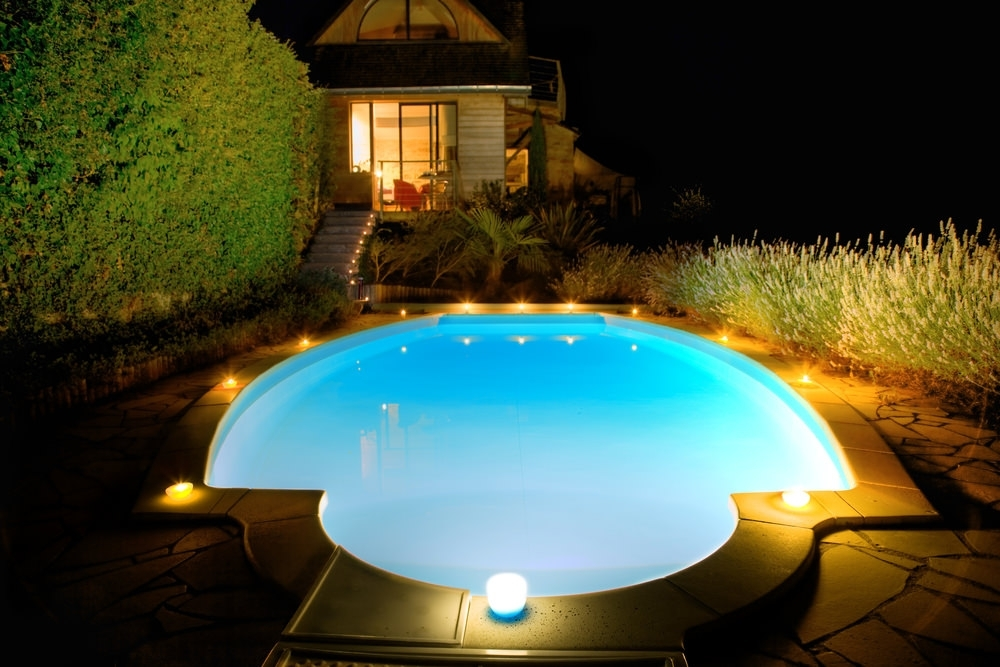Inspiration about 15 Different Outdoor Lighting Ideas For Your Home (All Types) Throughout Outdoor Lanterns For Poolside (#13 of 15)